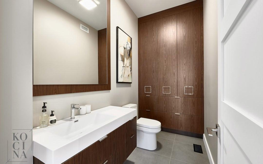 Rénover une petite salle de bain