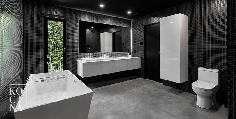 accessoire moderne salle de bain