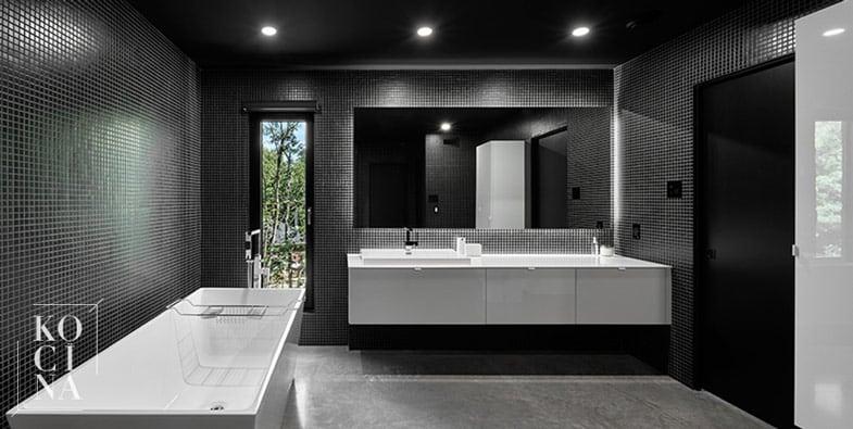 fabrication armoire salle de bain